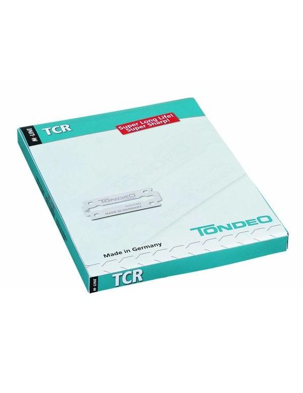 Tondeo mesjes TCR overdoos 10 x 10stuks