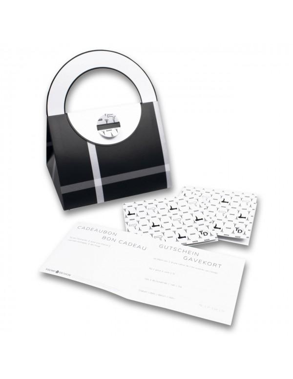 Trend-design cadeaubonnen style bag 20stuks