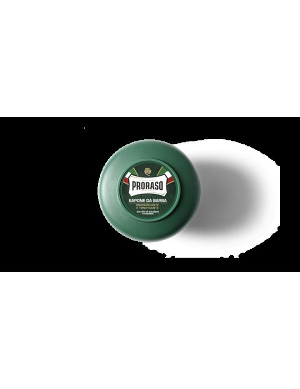 Proraso groen  Scheercreme bowl 150ml