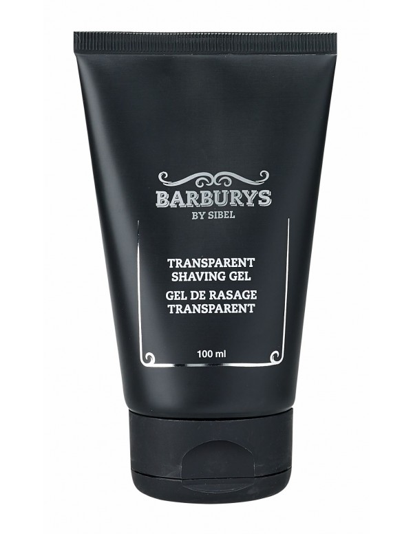 Barburys Transparante scheergel 100ml