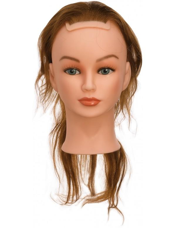 Sibel Haarstuk silhouet oefenhoofd