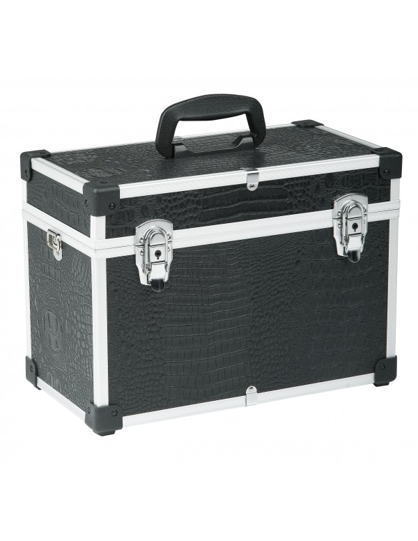 Sibel Koffer compact zwart