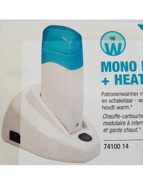 Sibel epil'hair pro patroonverwarmer mono base + h...