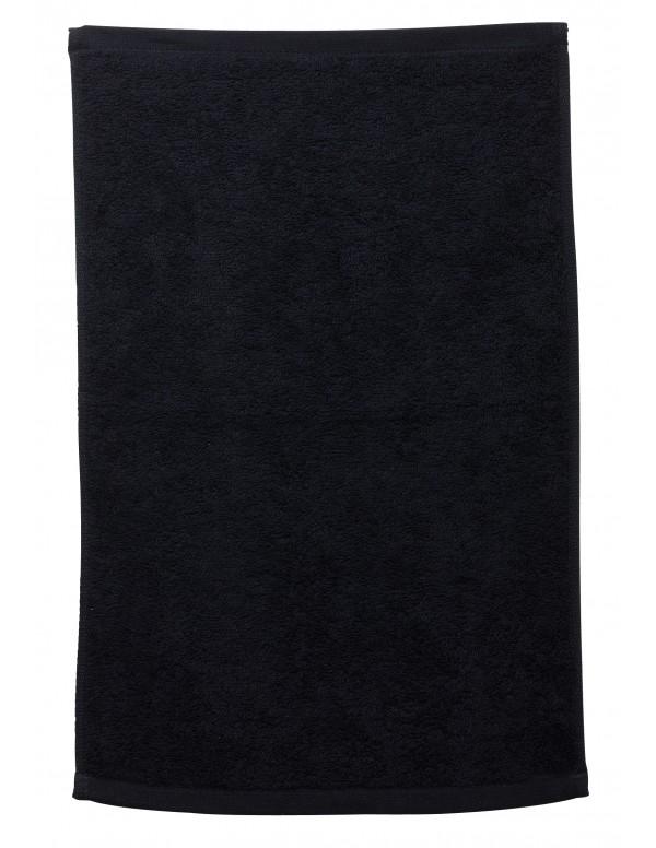 sibel Bleachproof handdoeken zwart