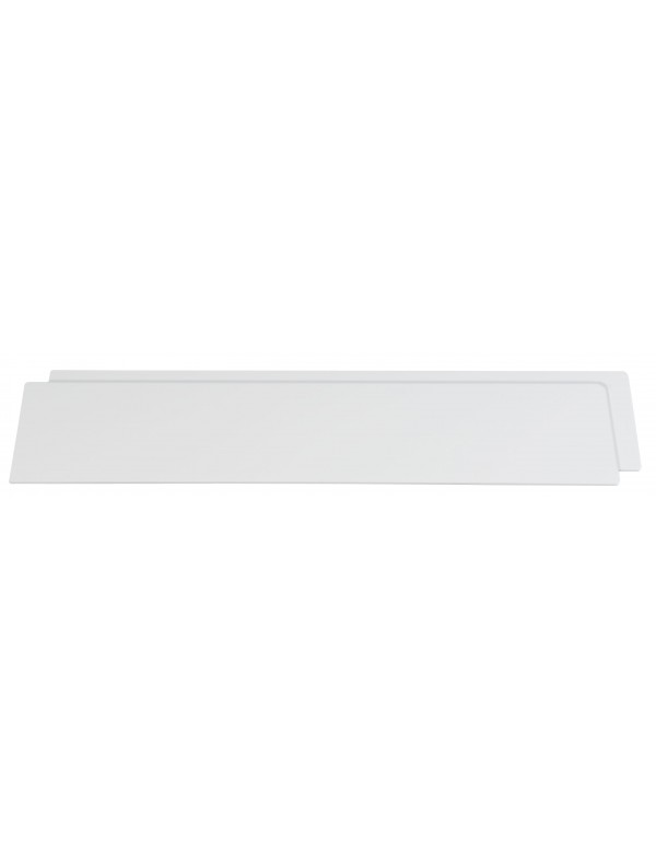 coupe soleil plank 40cm 2stuks