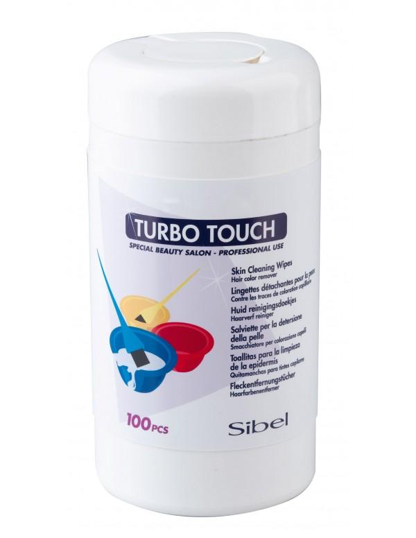 SIbel Vlekverwijdering turbo touch doekjes 100stuk...