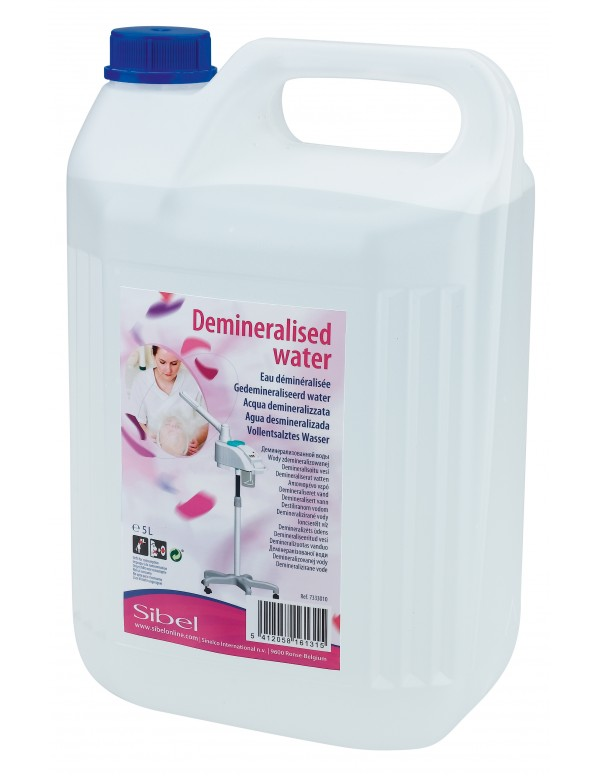Sibel gedemineraliseerd water 5000ml