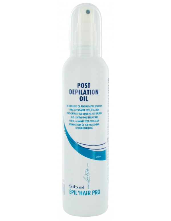 Post depilation oil 250ml
