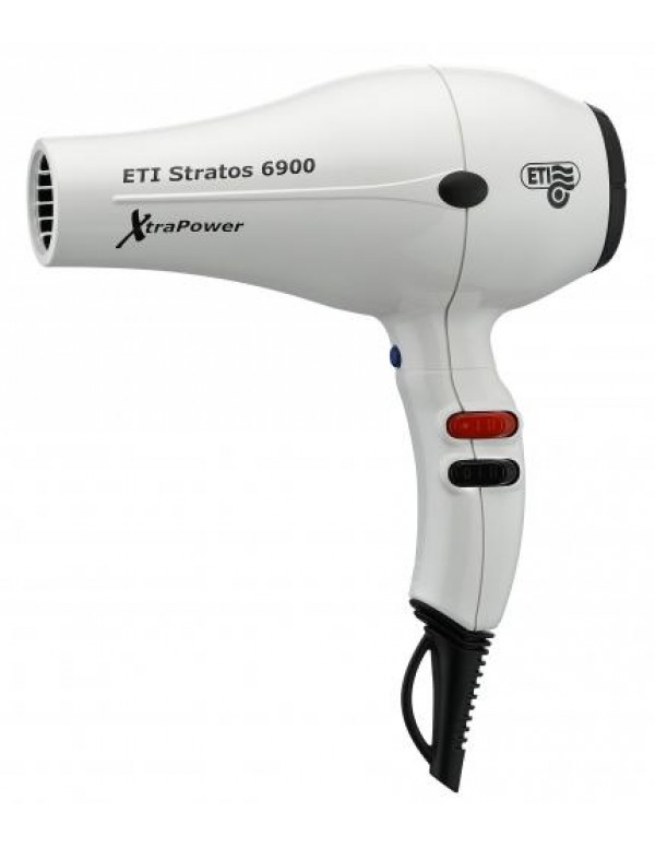 Eti fohn stratos 6900 Xtrapower wit
